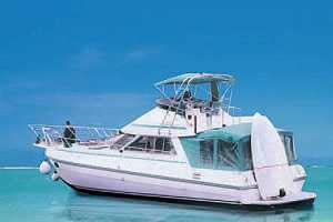 Stargazer is available for both leisure cruises and fishing trips